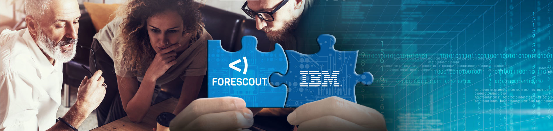 Forescout + IBM